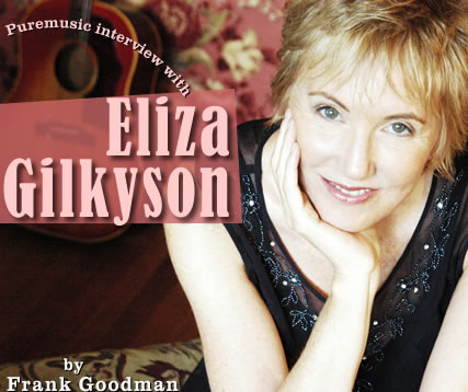 Puremusic interview with Eliza Gilkyson