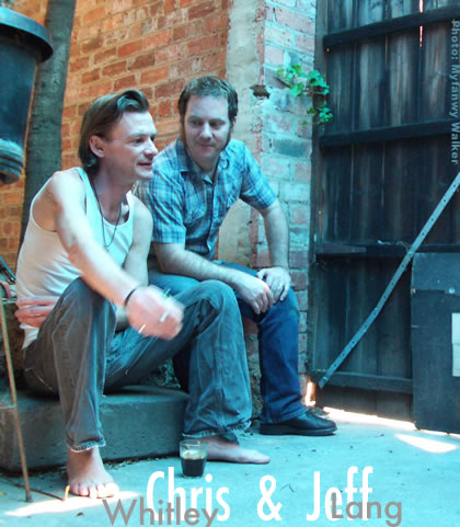 Chris Whitley & Jeff Lang