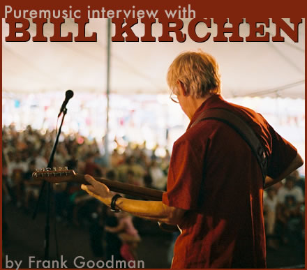 Puremusic interview with Bill Kirchen