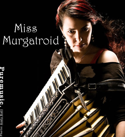 Miss Murgatroid (Alicia J. Rose)