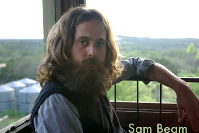 Sam Beam of Iron & Wine