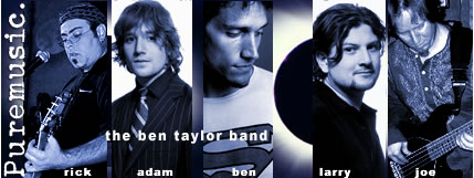 The Ben Taylor Band