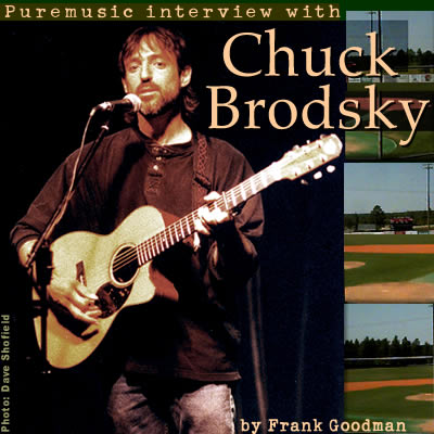 Puremusic interview with Chuck Brodsky