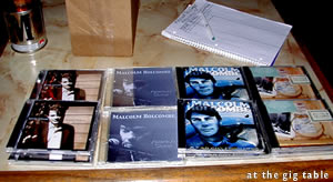 Malcolms's CDs