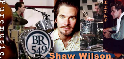 Shaw Wilson of BR549