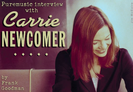 Puremusic interview with Carrie Newcomer