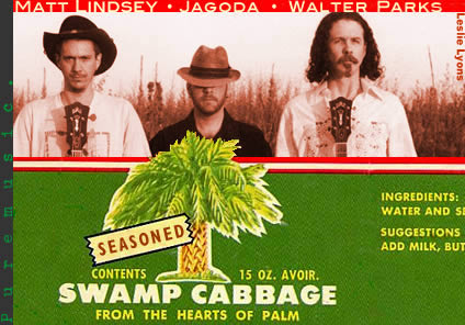 Swamp Cabbage