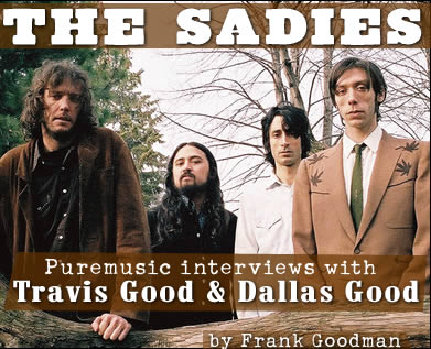 Puremusic interview with The Sadies