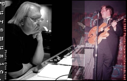 Al Anderson, now and then