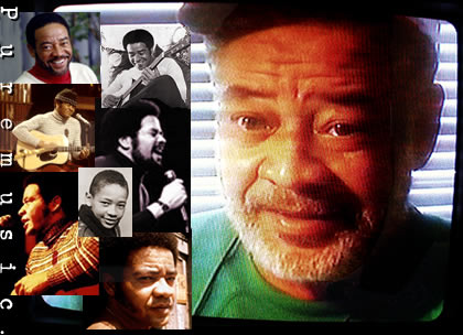 Bill Withers, then and now