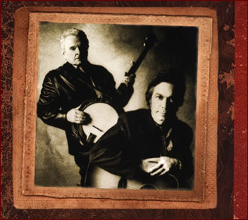 Ralph Stanley and Jim Lauderdale